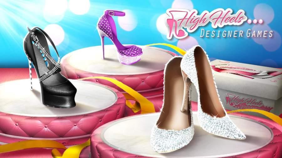 高跟鞋设计师游戏截图4