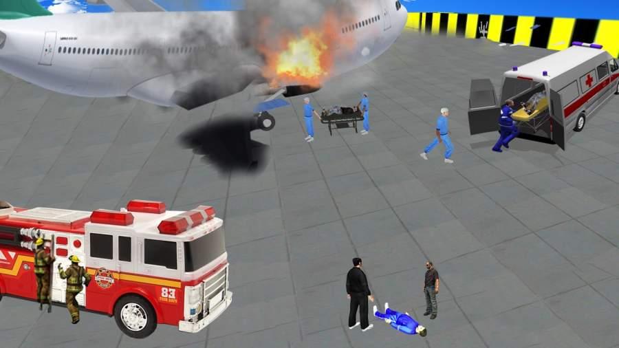 飞机坠毁救援免费截图2