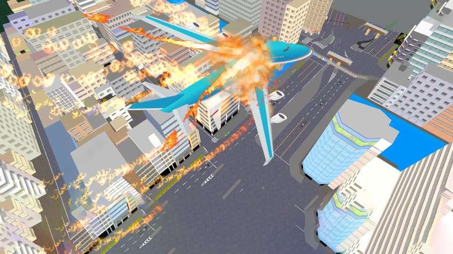 飞机坠毁救援免费截图3