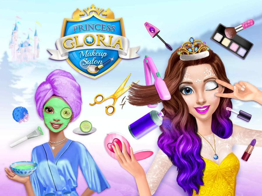 格洛丽亚公主美妆沙龙截图2