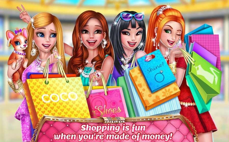 壕女商城—— 购物游戏截图3