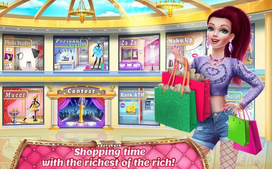 壕女商城—— 购物游戏截图4