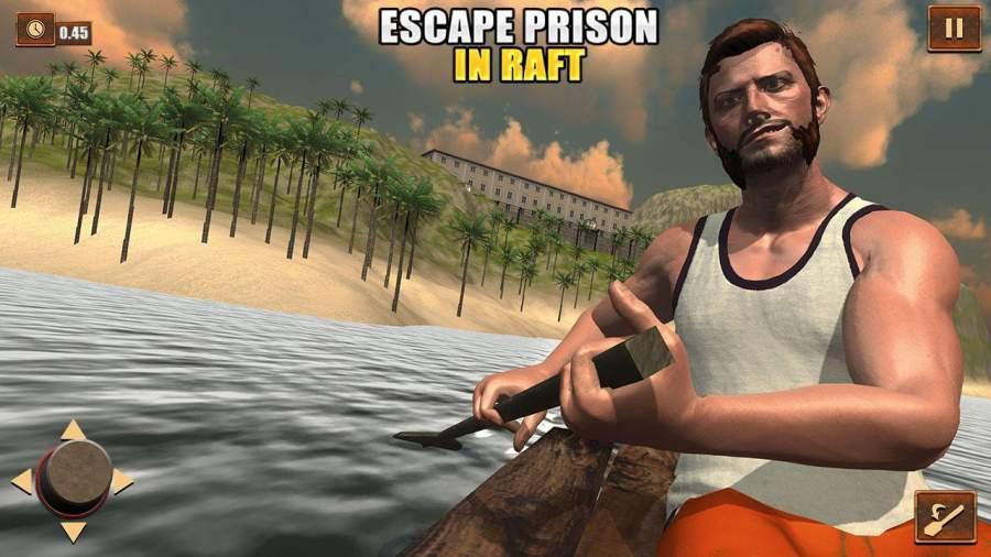 很难监狱筏生存截图2