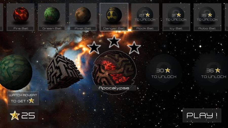 行星迷宫3D截图2