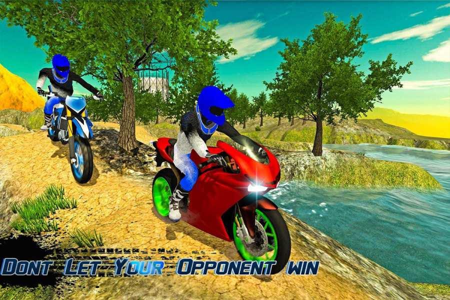 越野摩托车车手3d截图9