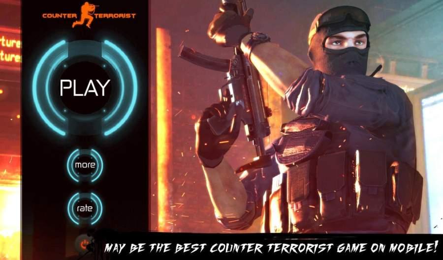 Counter Terrorist-SWAT Strike截图6