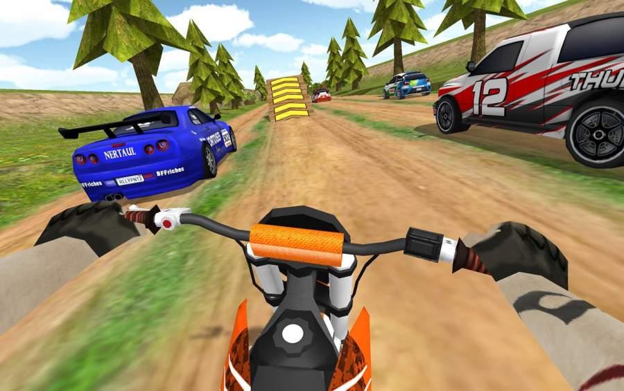 自行车 团结 赛车 涡轮 摩托车 种族 拉力赛车