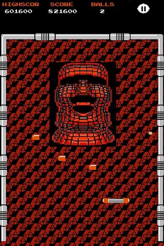 FC NES 经典打砖块