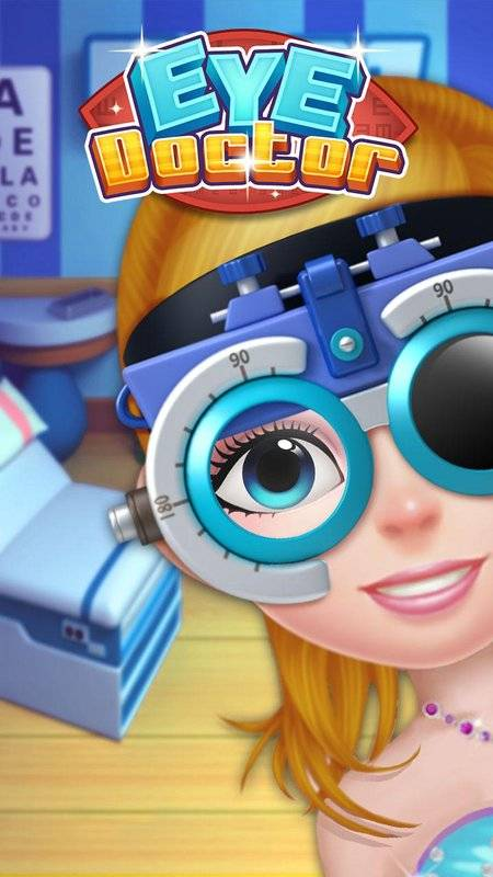 Eye Doctor – Hospital Game截图3