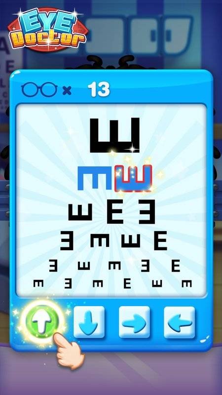 Eye Doctor – Hospital Game截图6