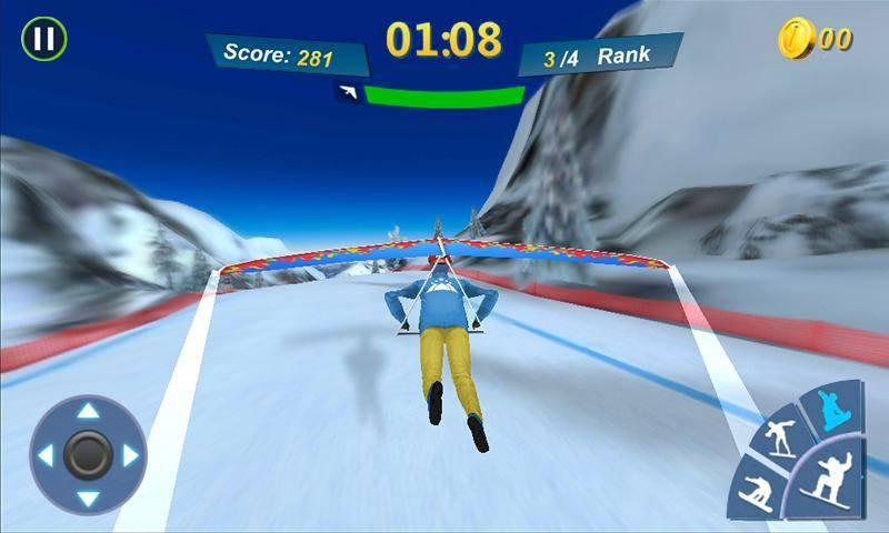 滑雪大师3D截图1