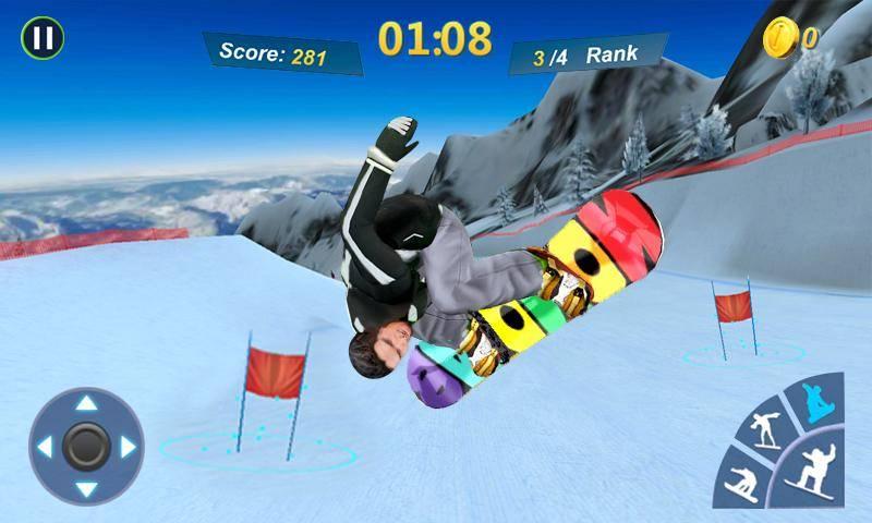 滑雪大师3D截图2
