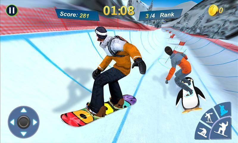 滑雪大师3D截图3
