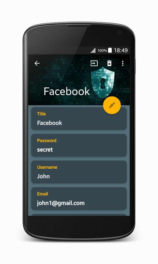 密码保护:Password截图0