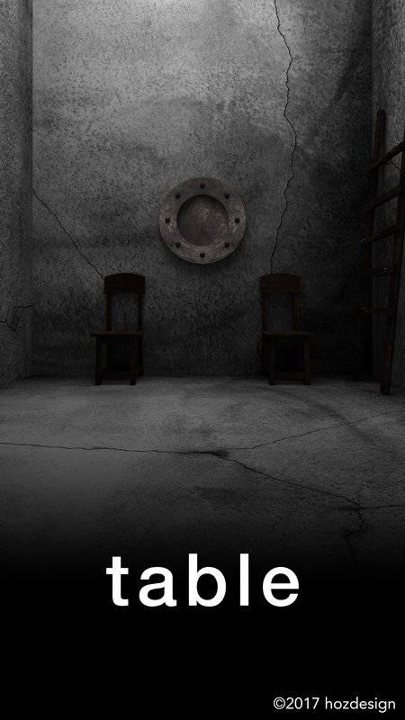 逃脱游戏:桌子截图0