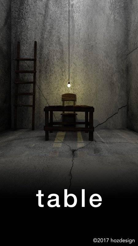 逃脱游戏:桌子截图2
