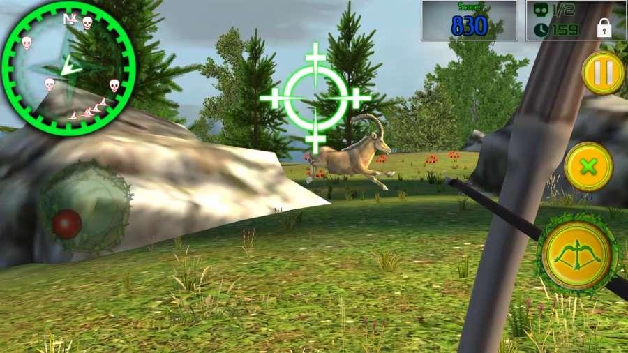 森林弓箭手:狩猎截图3