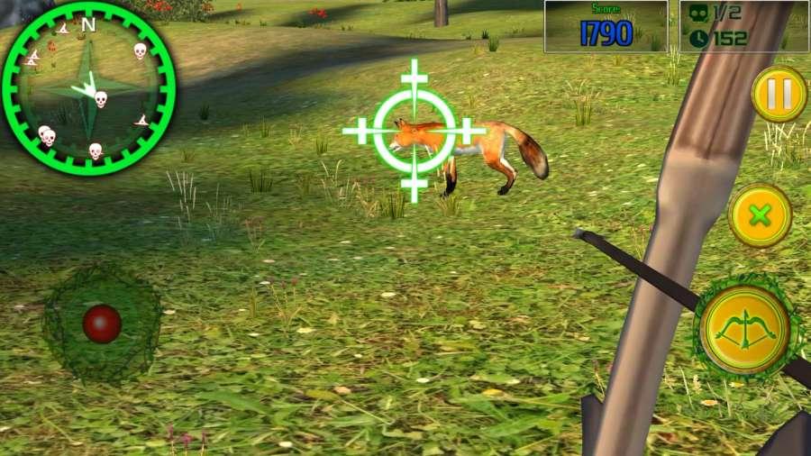 森林弓箭手:狩猎截图4