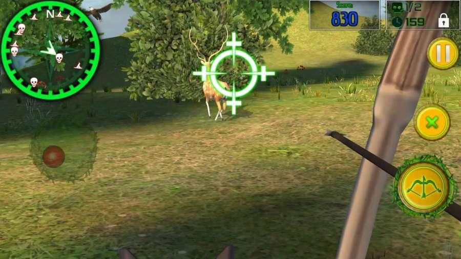 森林弓箭手:狩猎截图5