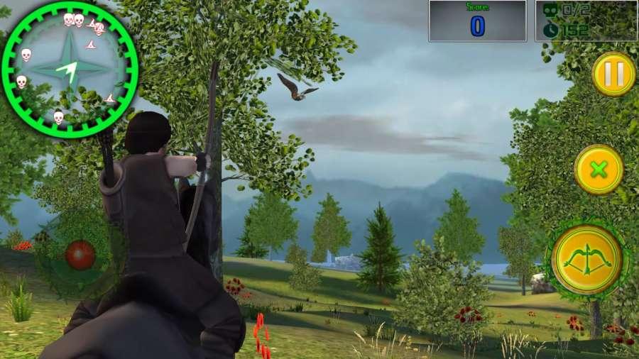 森林弓箭手:狩猎截图7