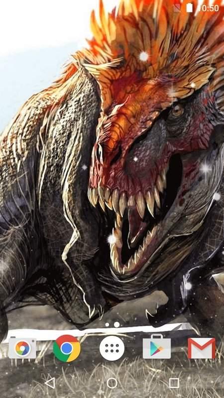 恐龙 动态壁纸