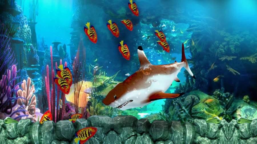 鲨鱼模拟器巨齿鲨截图1