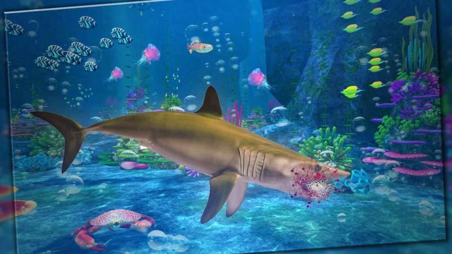 鲨鱼模拟器巨齿鲨截图2
