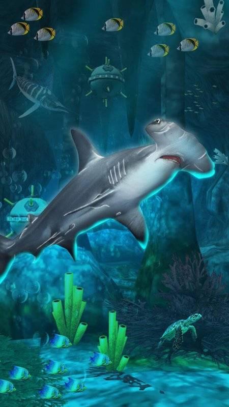 鲨鱼模拟器巨齿鲨截图4