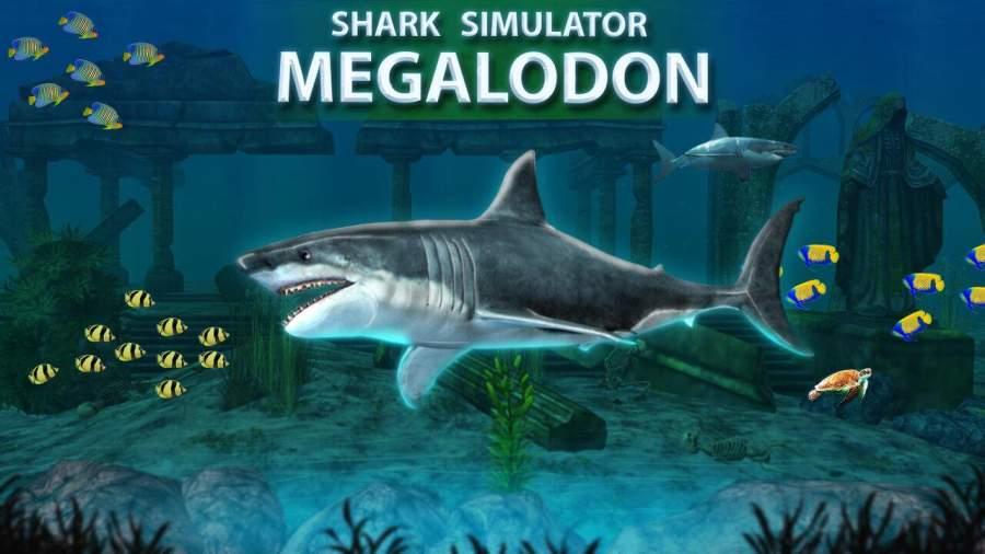 鲨鱼模拟器巨齿鲨截图7