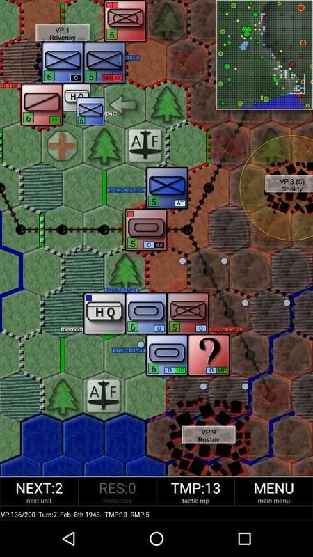 Third Battle of Kharkov截图4