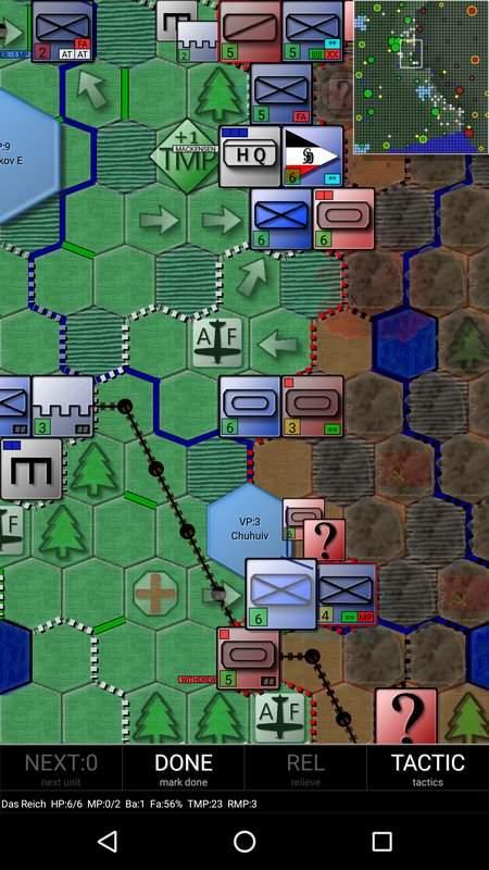 Third Battle of Kharkov截图5