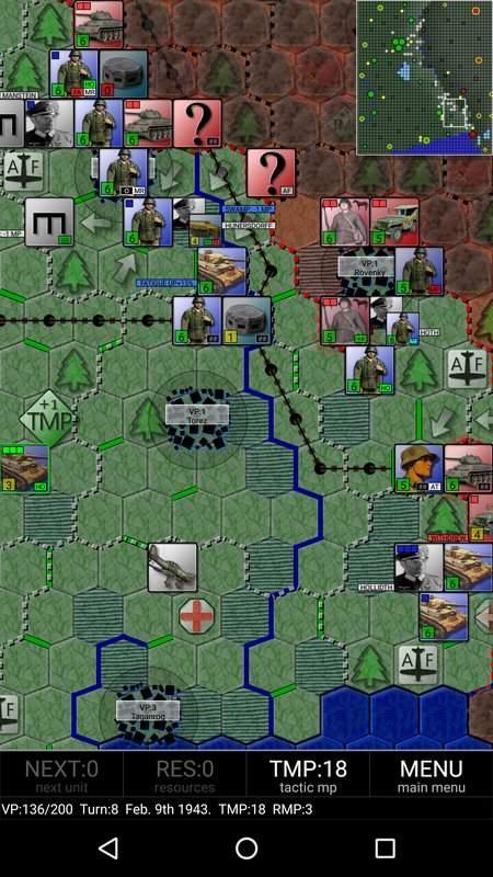Third Battle of Kharkov截图6
