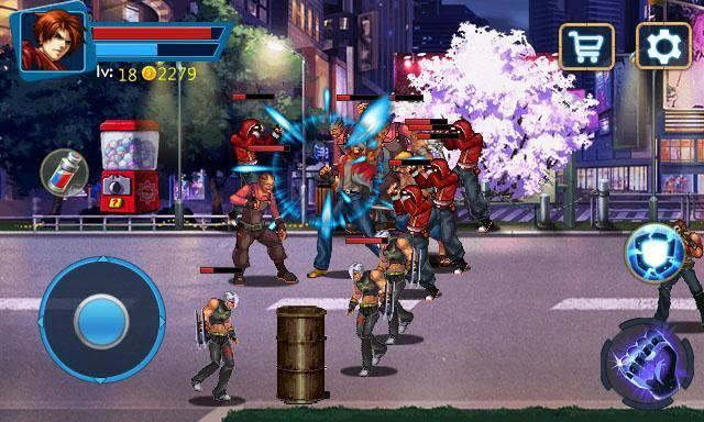 拳王格斗:街霸之战