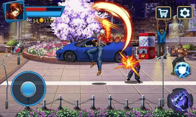 拳王格斗:街霸之战截图1