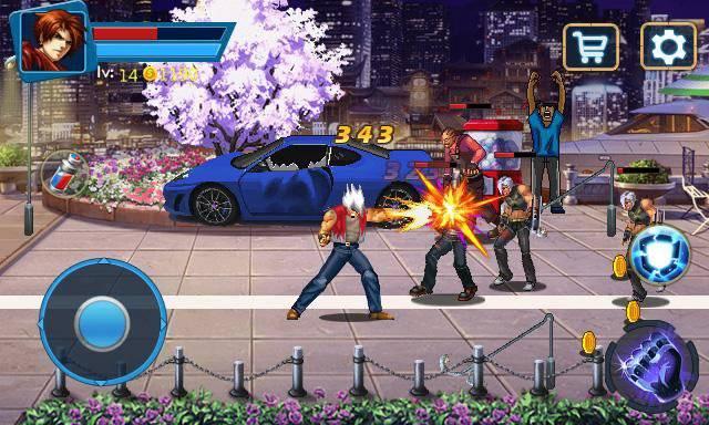 拳王格斗:街霸之战截图2