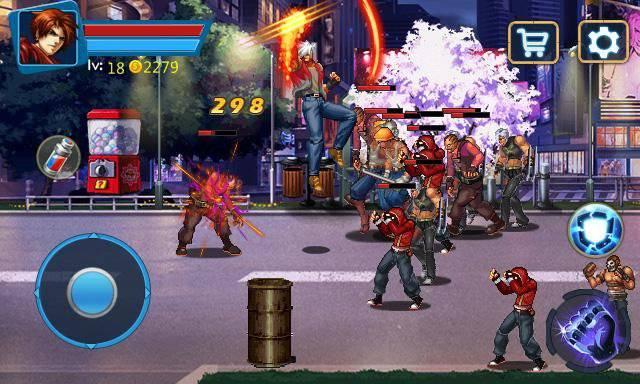 拳王格斗:街霸之战截图3