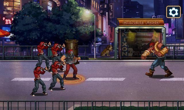 拳王格斗:街霸之战截图4