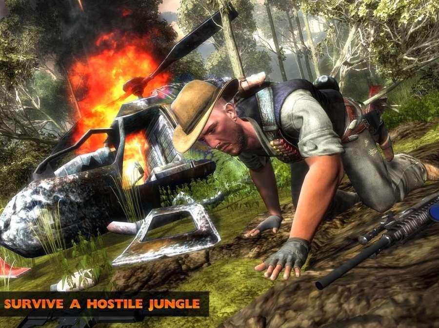 丛林生存英雄逃脱截图2