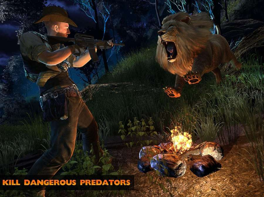 丛林生存英雄逃脱截图3