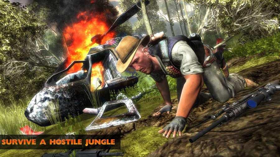 丛林生存英雄逃脱截图5