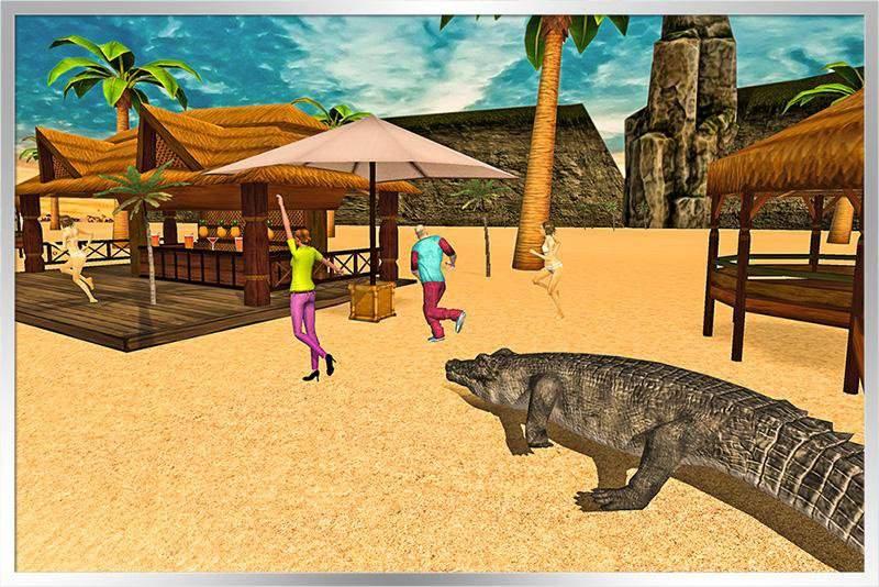 鳄鱼模拟器2016年截图3
