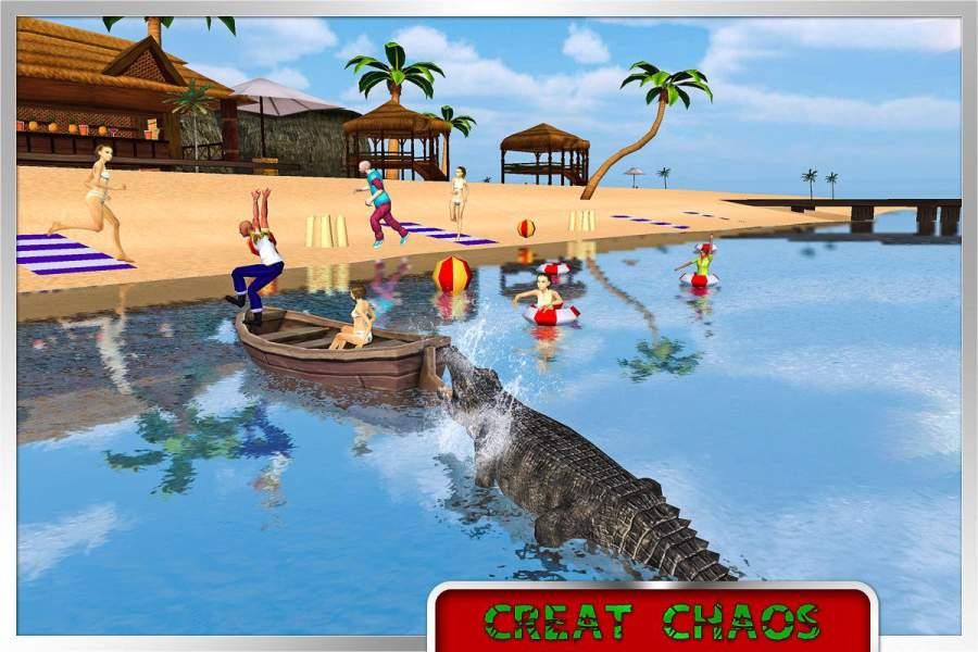 鳄鱼模拟器2016年截图4