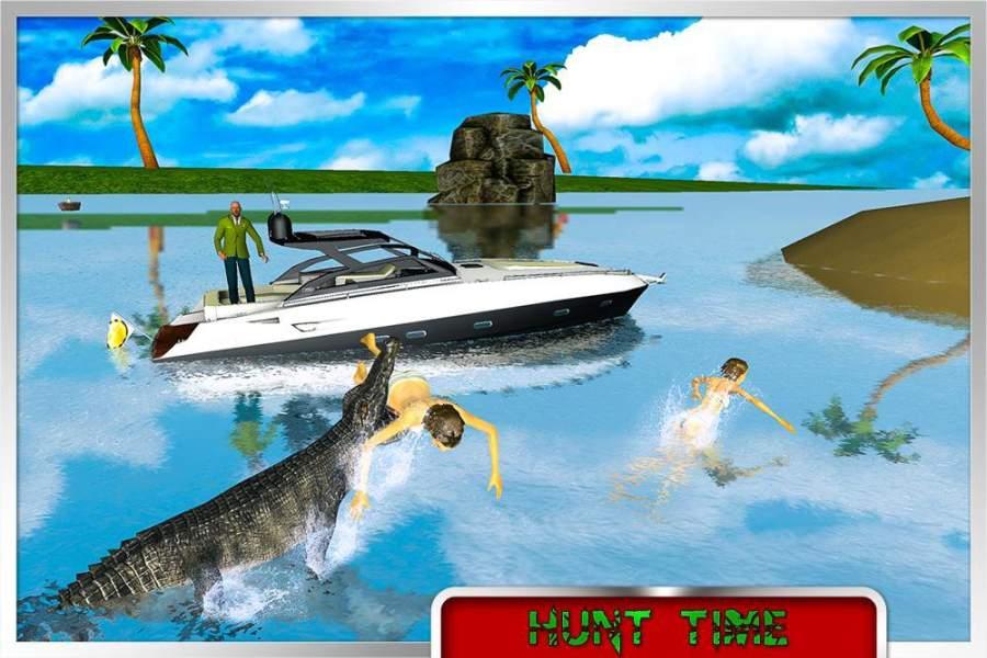 鳄鱼模拟器2016年截图5