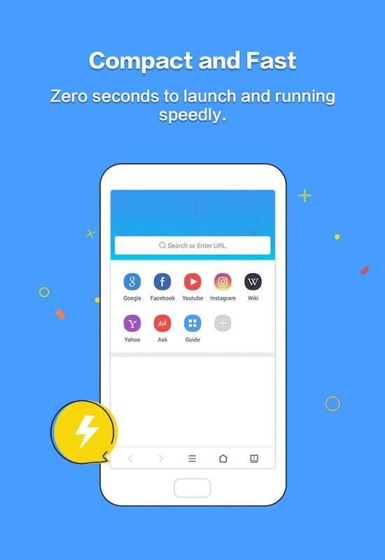 Polar Browser -Download Faster截图1