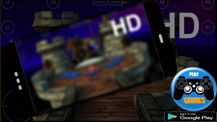 playe games super emulator psp截图3
