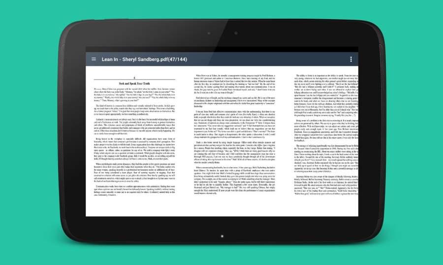 PDF Viewer & Reader截图3