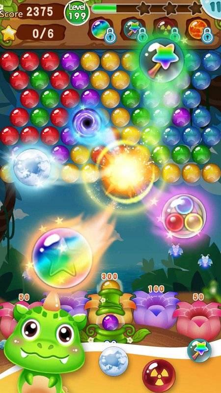 泡泡射手:泡泡宠物新世界截图6