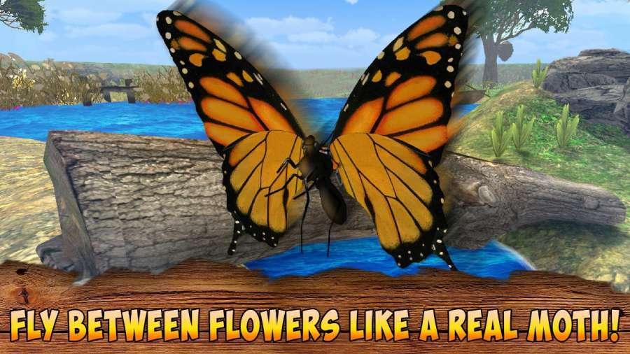 蝴蝶模拟器3D截图2