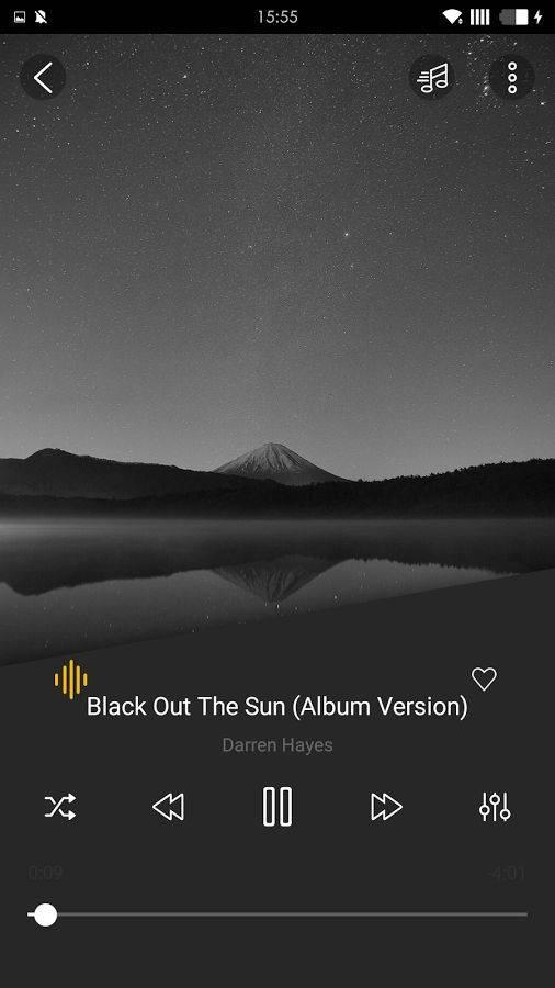 GO音乐黑色版