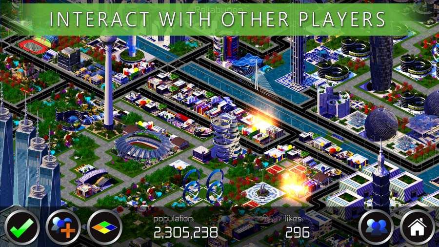 城市设计:建造游戏截图3